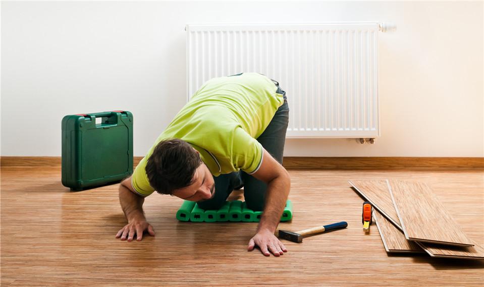 5A级地板安装